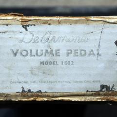 DeArmond Vintage Volume Pedal 1610