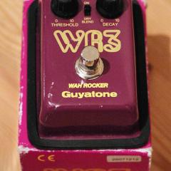 Vintage GUYATONE WR3 wah rocker