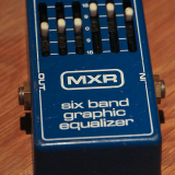 MXR 6 Band Graphic Equalizer