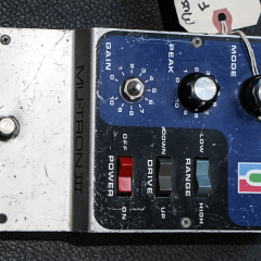 Musitronics Mu-Tron™ III – Vintage Envelope Filter